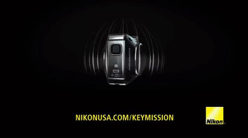 Nikon KeyMission TV Spot, 'Go on a Mission' - Thumbnail 8