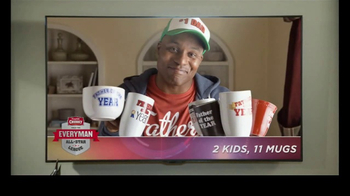 Campbell's Chunky Soup TV Spot, 'Everyman All-Star League: Awards' - 312 commercial airings