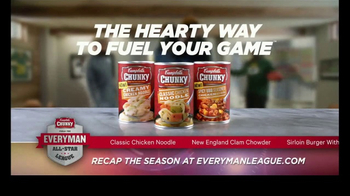 Campbell's Chunky Soup TV Spot, 'Everyman All-Star League: Awards' - Thumbnail 9
