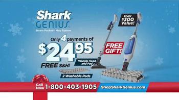 Shark Genius Steam Pocket Mop System TV Spot, 'Smartest Way Ever'