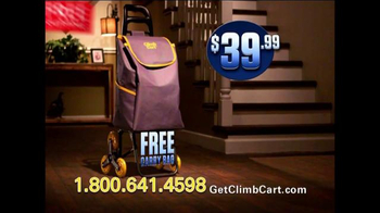 Climb Cart TV Spot, 'Gets You Around Town' - Thumbnail 8