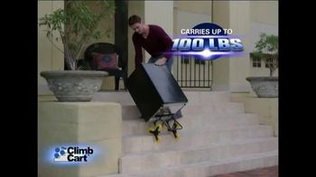 Climb Cart TV Spot, 'Gets You Around Town'