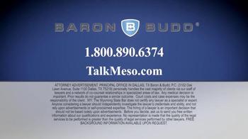 Baron & Budd, P.C. TV Spot, 'Mesothelioma Trust Fund' - Thumbnail 6