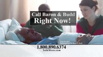 Baron & Budd, P.C. TV Spot, 'Mesothelioma Trust Fund' - Thumbnail 1