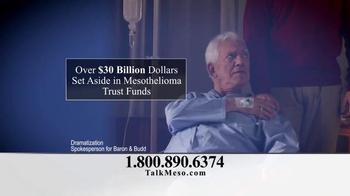 Baron & Budd, P.C. TV Spot, 'Mesothelioma Trust Fund' - Thumbnail 4