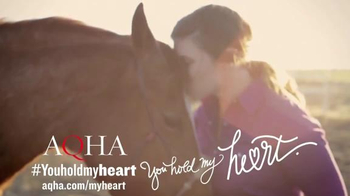 American Quarter Horse Association TV Spot, 'You Hold My Heart' - Thumbnail 10