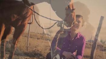 American Quarter Horse Association TV Spot, 'You Hold My Heart' - Thumbnail 8