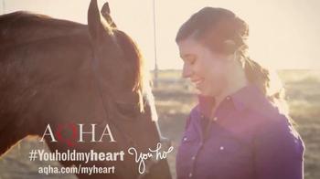 American Quarter Horse Association TV Spot, 'You Hold My Heart' - Thumbnail 9