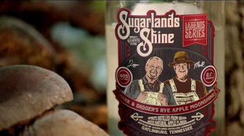Sugarlands Shine Legends Series TV Spot, 'Mark and Digger Moonshiners'