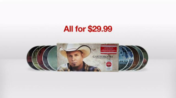 Target TV Spot, 'Garth Brooks: The Ultimate Collection: The Thunder Rolls' - Thumbnail 10