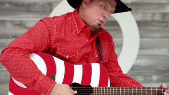 Target TV Spot, 'Garth Brooks: The Ultimate Collection: The Thunder Rolls' - Thumbnail 2