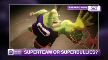 Jordan Space Jam 11 TV Spot, 'Defy the Monstars' Featuring Blake Griffin - Thumbnail 3