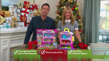 Toys R Us TV Spot, 'Hallmark Channel: Home & Family How-To Moment' - 2 commercial airings