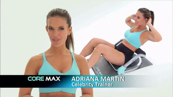 Core Max TV Spot, 'Brand New Body' Featuring Adriana Martin - 760 commercial airings