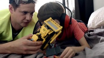 LEGO TV Spot, 'Dad: Friends For Life' Song by Needtobreathe - Thumbnail 3