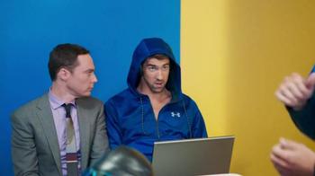 Intel 7th Gen Core Processor TV Spot, '#PhelpsFace' Feat. Michael Phelps - Thumbnail 7