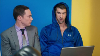 Intel 7th Gen Core Processor TV Spot, '#PhelpsFace' Feat. Michael Phelps