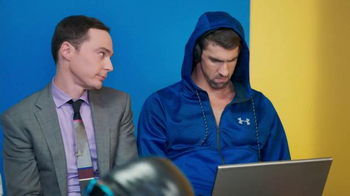 Intel 7th Gen Core Processor TV Spot, '#PhelpsFace' Feat. Michael Phelps - Thumbnail 4