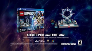 LEGO Dimensions Starter Pack TV Spot, 'Holiday' - Thumbnail 8