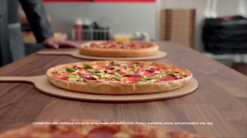 Pizza Hut $10 Any Deal TV Spot, 'Adult Swim: Decorate' - Thumbnail 8
