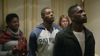 VISA Checkout TV Spot, 'One Step Ahead' Feat. Antonio Brown, Malcolm Butler