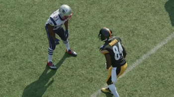 VISA Checkout TV Spot, 'One Step Ahead' Feat. Antonio Brown, Malcolm Butler - Thumbnail 7