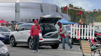 2016 Hyundai Tuscon TV Spot, 'D-Gate: We Don't Judge' - Thumbnail 4