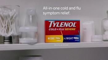Tylenol Cold + Flu Severe TV Spot, 'Jackhammer' - Thumbnail 7