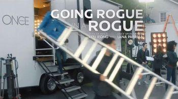 2017 Nissan Rogue TV Spot, 'Rogue One: A Star Wars Story: Going Rogue'
