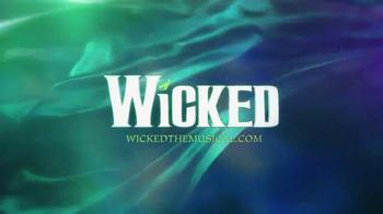 The Nederlander Organization TV Spot, 'Wicked: Elphaba' - Thumbnail 9