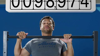 Alaska Airlines Mileage Plan TV Spot, 'Russell Wilson Goes Big' - Thumbnail 5