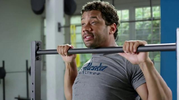 Alaska Airlines Mileage Plan TV Spot, 'Russell Wilson Goes Big' - Thumbnail 7