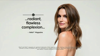 Meaningful Beauty Ultra TV Spot, 'Treatment Trio' Featuring Cindy Crawford - Thumbnail 1