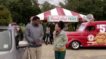 Popeyes $5 Boneless Wing Bash TV Spot, 'Back for the Holidays' - 2083 commercial airings