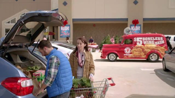 Popeyes $5 Boneless Wing Bash TV Spot, 'Back for the Holidays' - Thumbnail 5