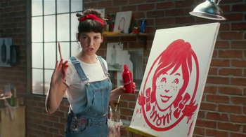 Wendy's Spicy Sriracha Chicken Sandwich TV Spot, 'We're Fluent in Sriracha' - Thumbnail 4