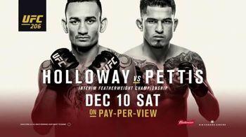 Pay-Per-View TV Spot, 'UFC 206: Get Crazy '