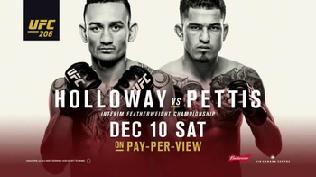 Pay-Per-View TV Spot, 'UFC 206: Get Crazy '