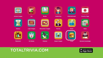 Total Trivia TV Spot, 'Win Real Prizes by Playing Trivia'