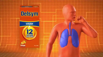 Delsym TV Spot, 'Controlling Your Cough' - Thumbnail 1