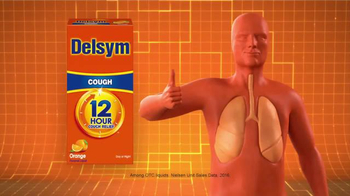Delsym TV Spot, 'Controlling Your Cough' - Thumbnail 10