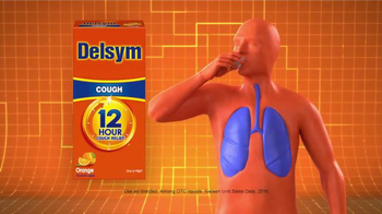 Delsym TV Spot, 'Controlling Your Cough' - Thumbnail 2