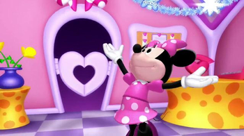 Minnie Sparkle 'n Spin Fashion Bow-tique TV Spot, 'Disney Junior: Sparkle' - 10 commercial airings