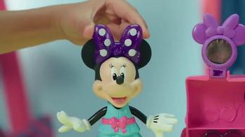 Minnie Sparkle 'n Spin Fashion Bow-tique TV Spot, 'Disney Junior: Sparkle' - Thumbnail 7