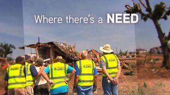 Lions Clubs International TV Spot, 'When There's a Need, There's a Lion'