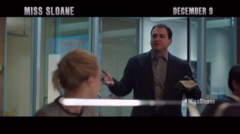 Miss Sloane - Alternate Trailer 9