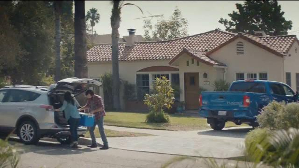 Toyota Toyotathon TV Commercial, 'Home for Christmas' Song by She & Him -  Video