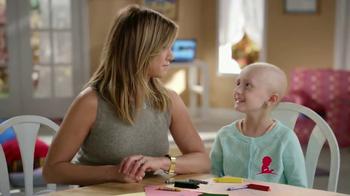St. Jude Children's Research Hospital TV Spot, 'Share' Ft. Jennifer Aniston - 105 commercial airings