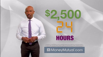Money Mutual TV Spot, 'How Does It Feel?' Featuring Montel Williams - Thumbnail 4