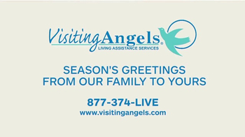 Visiting Angels TV Spot, 'The Greatest Gift!' - Thumbnail 8
